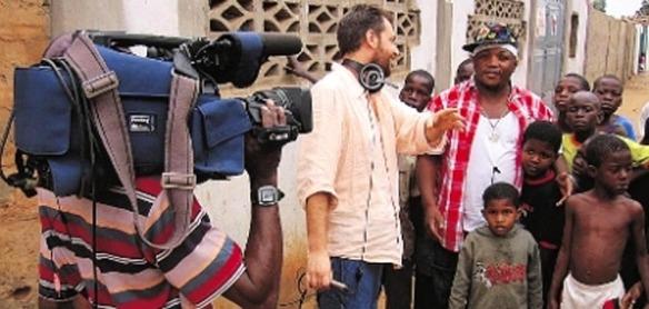 Jorge António, cineasta portugues com forte atuação em Angola