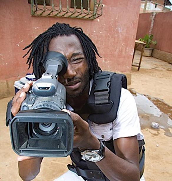 "O cineasta angolano Henrique Narciso ""Dito"""