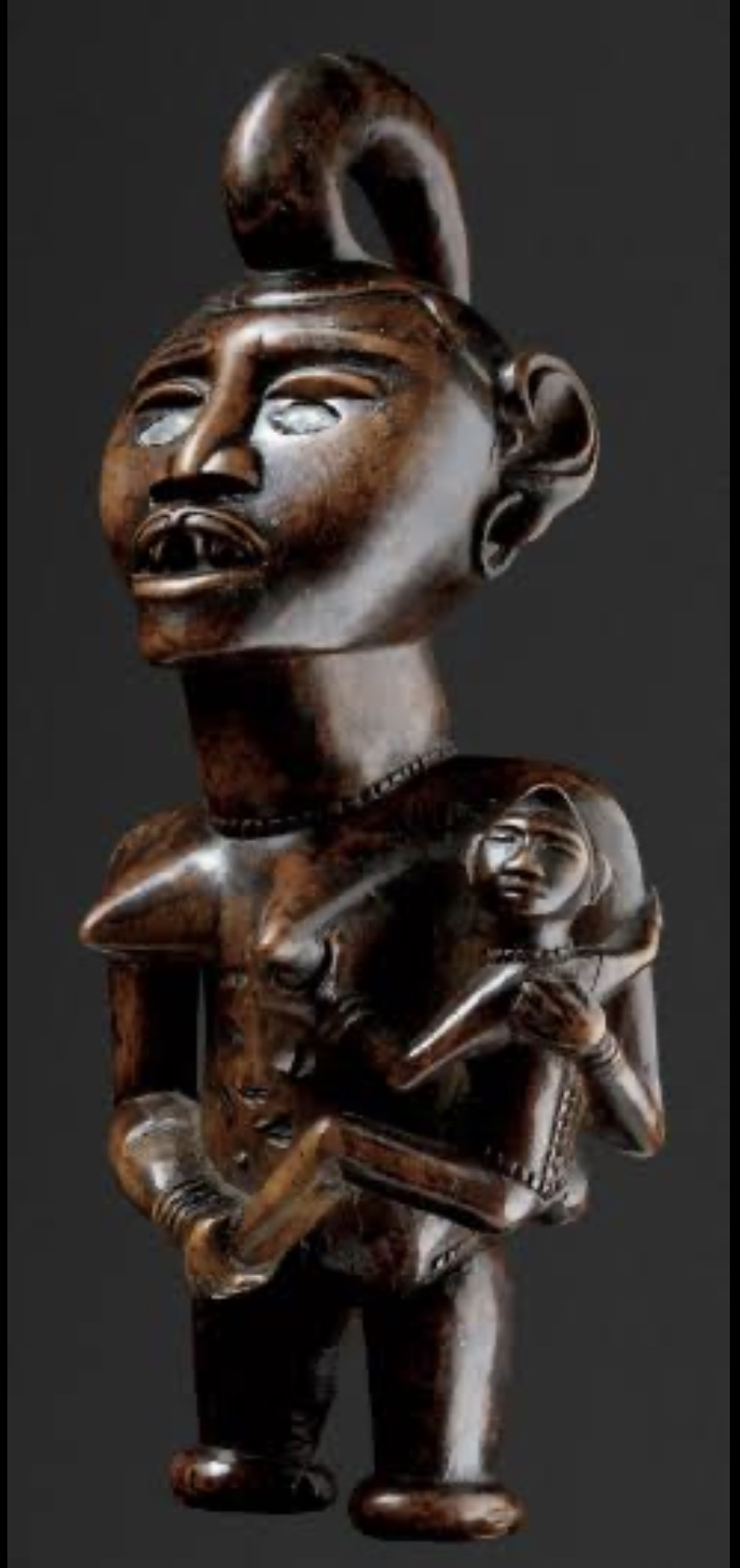 Estatueta Mpemba Mayombe - República Democrática do Congo