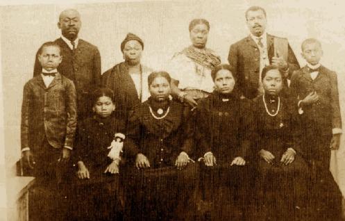 Os Mendes, família nagô rica, no Rio de Janeiro do início do século 20