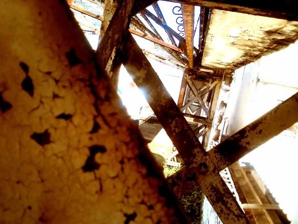 Fábrica abandonada - Foto Spirito Santo 2011