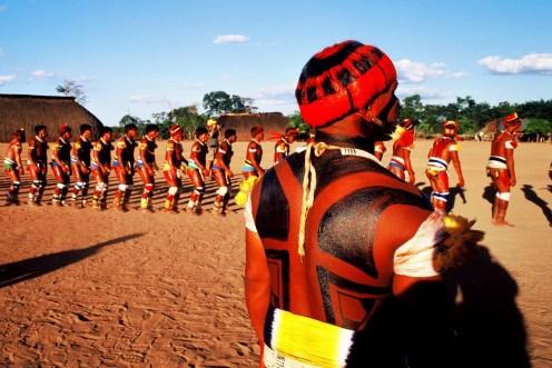 Xingu foto de Maureen Basiliat