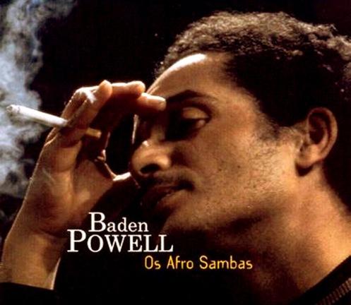 Afro sambas capa baden
