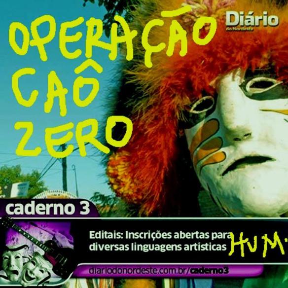 Operação Caô Zero