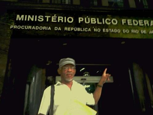 Porta do MP