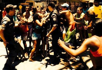 favela da OI